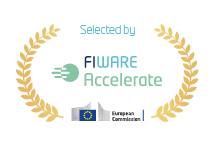 FIWARE Accelerate Program logo