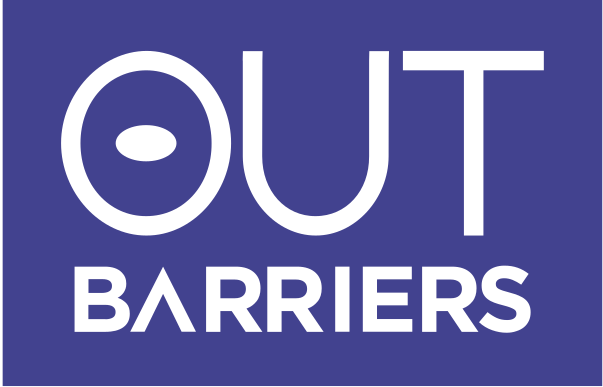 Logo Outbarriers Black and White