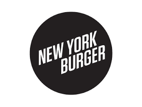 Logotipo de restaurante New York Burger